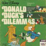 Donald duck's dilemmas 8mm 1