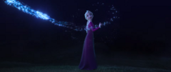 Frozen II - Elsa Lights 3