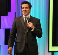 Hal Sparks speaks at Thirst Gala