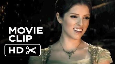 Into the Woods Movie CLIP - Steps of the Palace (2014) - Anna Kendrick, Chris Pine Musical HD