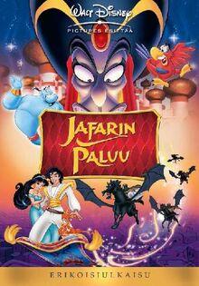 Jafarin paluu -elokuvan kansi
