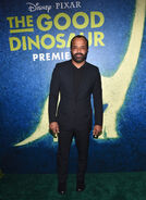 Jeffrey Wright Good Dino premiere