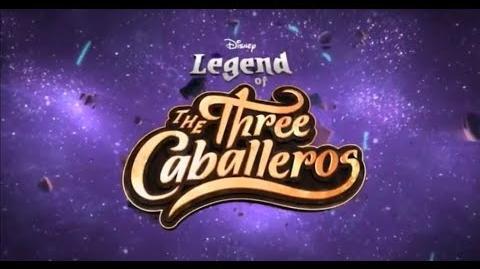 Legend Of The Three Caballeros Intro