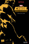 Luke Cage Netflix Teaser Poster
