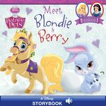Meet Blondie and Berry Book