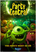 Monsters University - Party Central