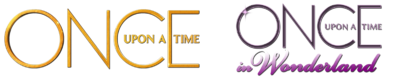 Once Upon a Time + Once Upon a Time in Wonderland Logo