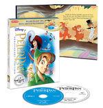Peterpan Signature Target Storybook BD