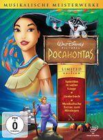 Pocahontas 2009 Germany DVD