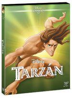 Tarzan DVD Mexico