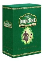 The Jungle Book SE 2007 Gift Set UK DVD A