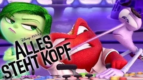 ALLES STEHT KOPF - Triff die Stimmen in deinem Kopf - Ab 01.10.2015 im Kino – Disney HD