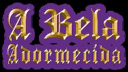 A Bela Adormecida Logotipo