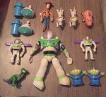 BK Toy Story Toys