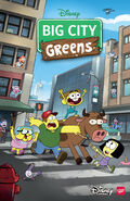 Big City Greens Poster