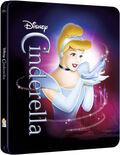 Cinderella Steelbook