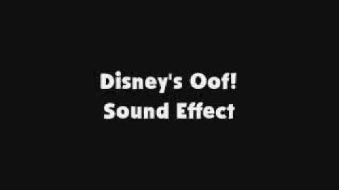 Disney's Oof! SFX