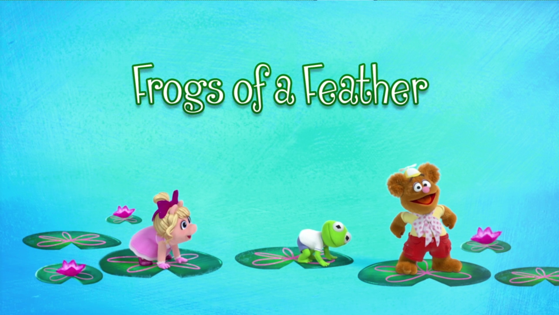 Frogs of a Feather | Disney Wiki | FANDOM powered by Wikia