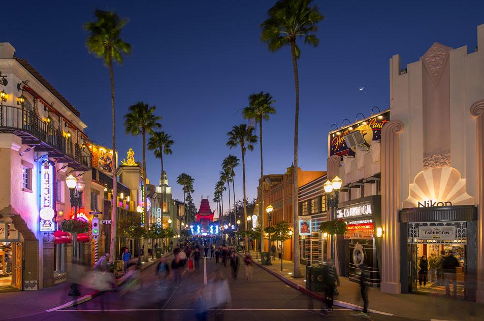 Hollywood Boulevard Disney Wiki Fandom Powered By Wikia