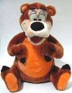 Humphrey plush