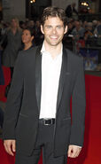 James Marsden Enchanted premiere