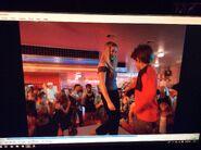 Jenna and Max's dancing