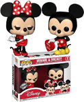 Mickey and Minnie POP 2 Pack