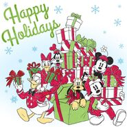 Mickey and gang happy holidays