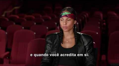 """Rainha de Katwe - Alicia Keys """"Back to Life"""" - 24 de novembro nos cinemas"""