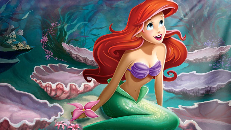 the little mermaid arieljpg