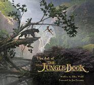 TheJungleBookArtbook Cover
