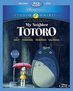 Totoro US Blu-Ray
