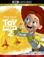 Toy Story 2 4KUHD Bluray