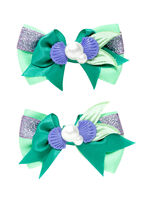 DISNEY THE LITTLE MERMAID ARIEL SHELL HAIR BOW