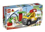 Duplo Pizza Planet Truck