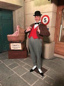 Edgar Disneyland Paris