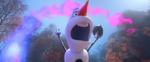 Frozen II - Olaf Running