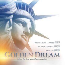 Golden Dream Single Art