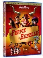 Home on the Range 2009 France DVD
