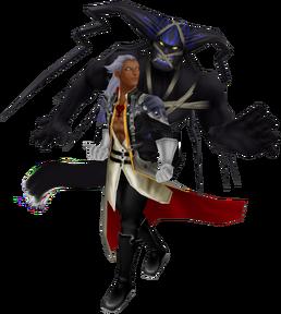 Kingdom Hearts - Ansem, Seeker of Darkness Render (Guardian)