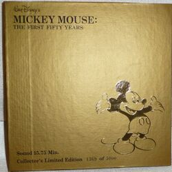 Mickey mouse the first fifty years 2