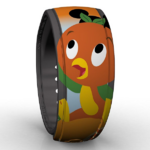Orange Bird Magic Band