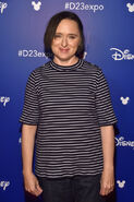 Sarah Vowell D23 Expo