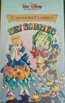 Silly Symphonies VHS Cover