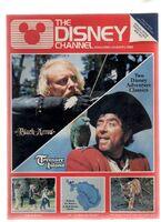 TheDisneyChannelMagazineJanuary1985