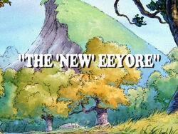 """The """"New"""" Eeyore"""