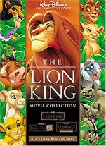The Lion King Movie Collection