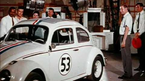 The Love Bug Disney studio promo