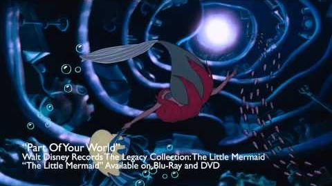 Alan Menken The Legacy Collection- The Little Mermaid