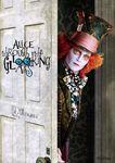 Alice Through the Looking Glass - Hatter Behind Door